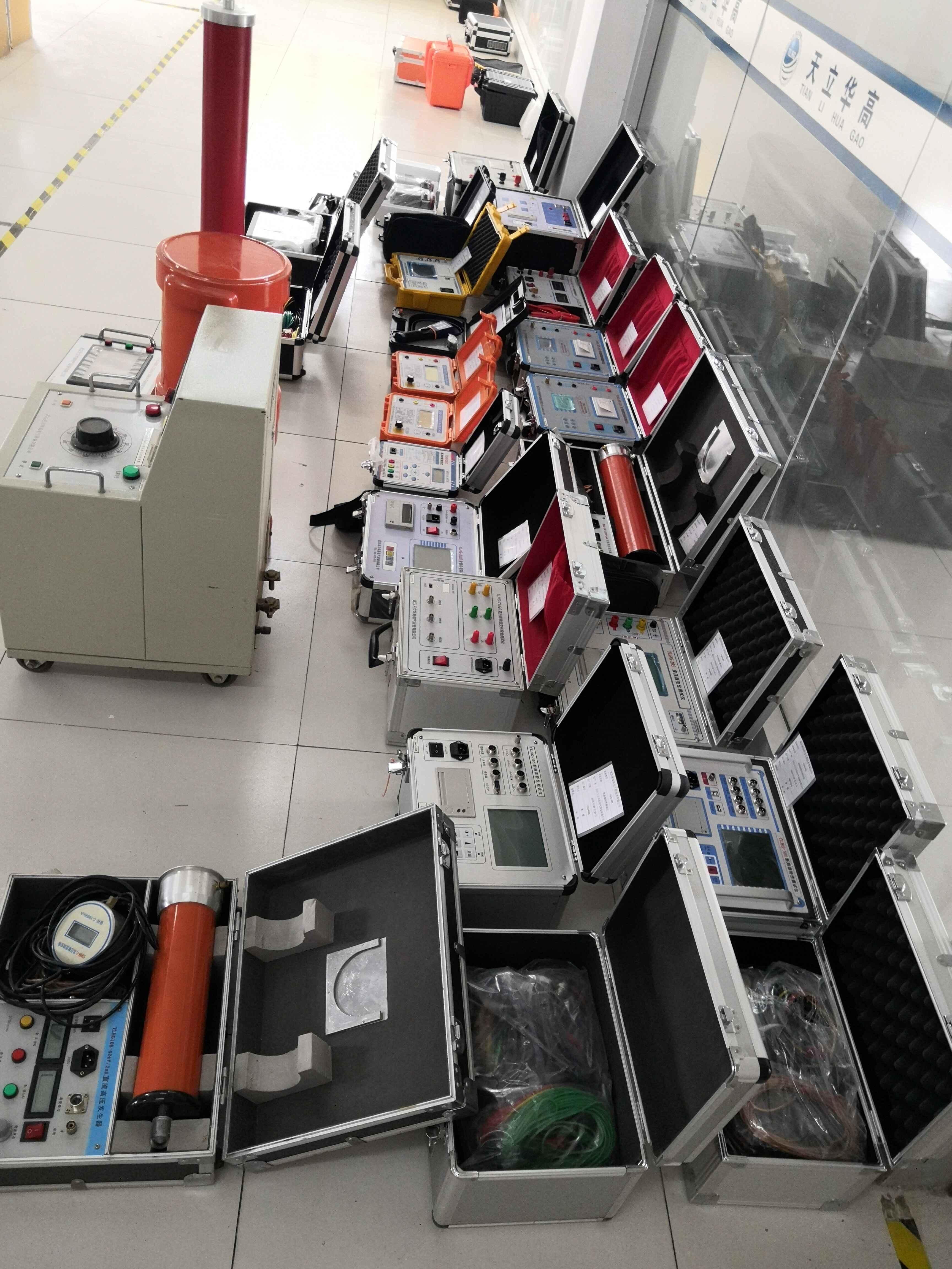 二级承试所需设备配置清单