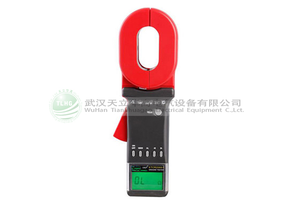 TLHG-905钳形接地电阻bob综合app手机客户端