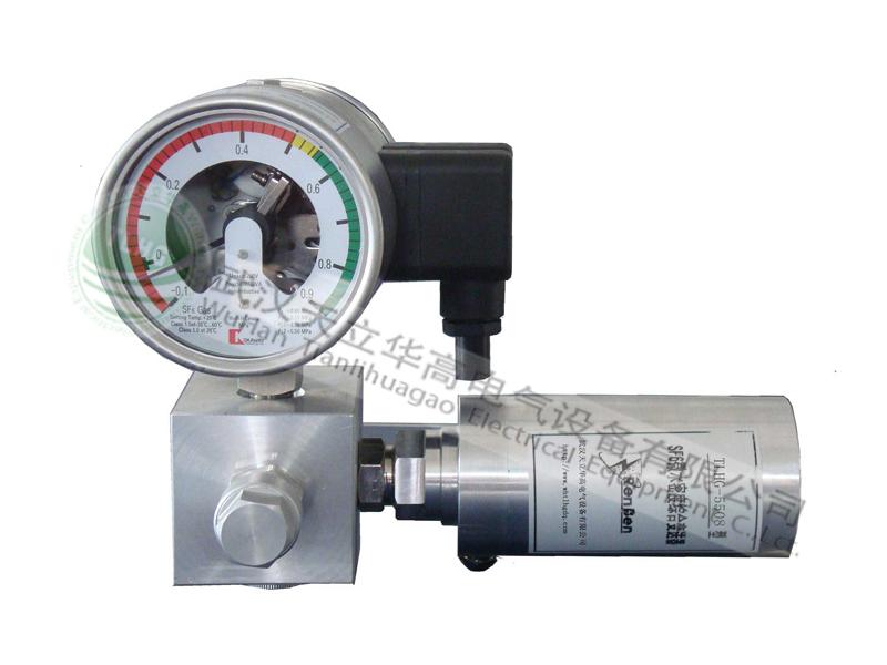 TLHG-5508 SF6微水密度综合变送器